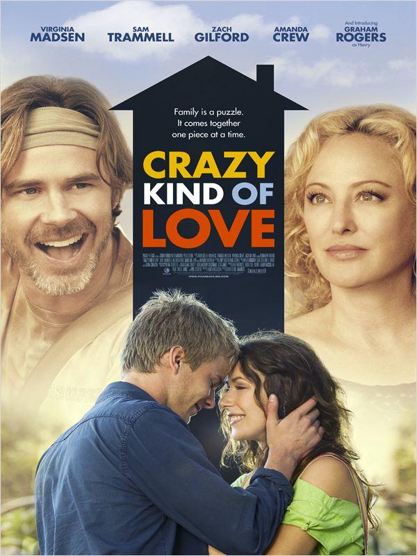 affiche du film Crazy Kind of Love