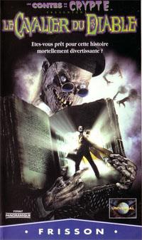 affiche du film Les Contes de la Crypte : Le Cavalier Du Diable