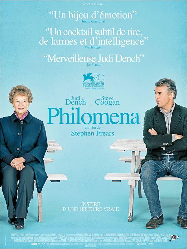 affiche du film Philomena