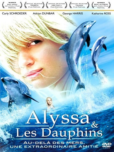 affiche du film Alyssa et les dauphins
