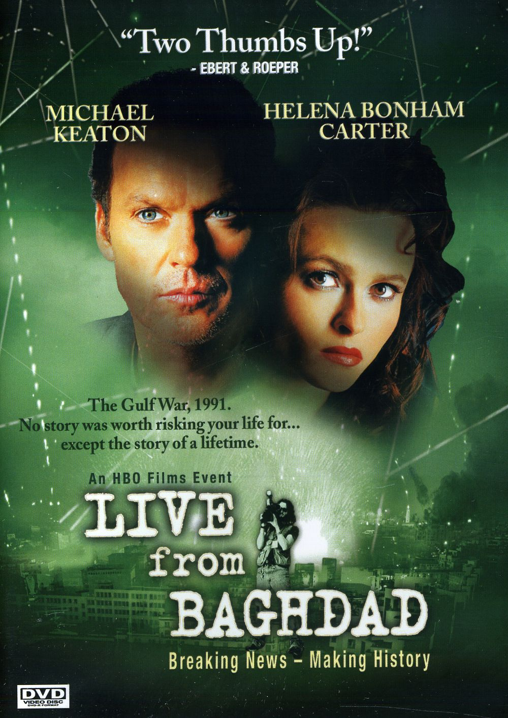 affiche du film En direct de Bagdad (TV)