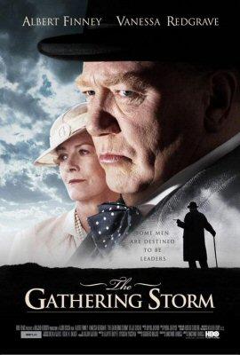 affiche du film Churchill, pour l'amour d'un empire (TV)