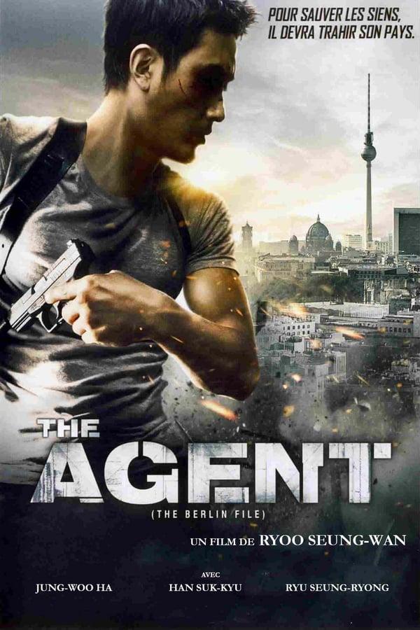 affiche du film The Agent