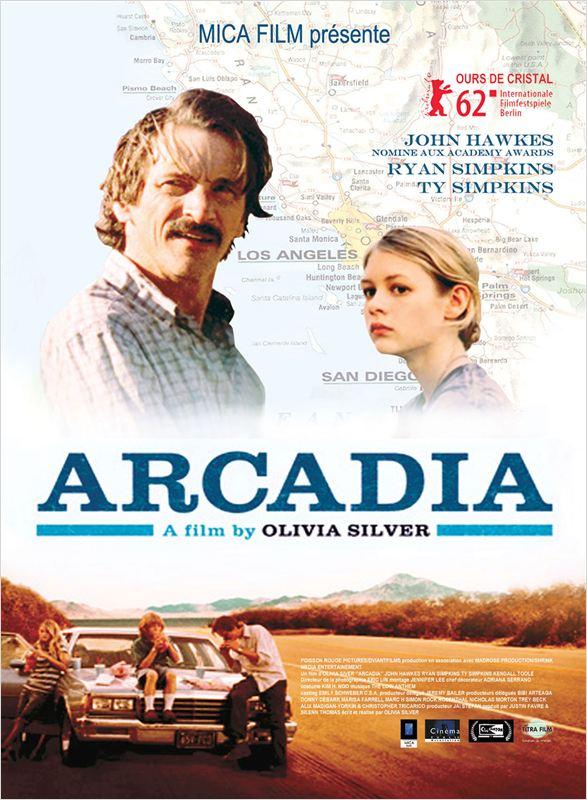 affiche du film Arcadia