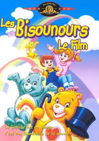 affiche du film Les Bisounours, le film