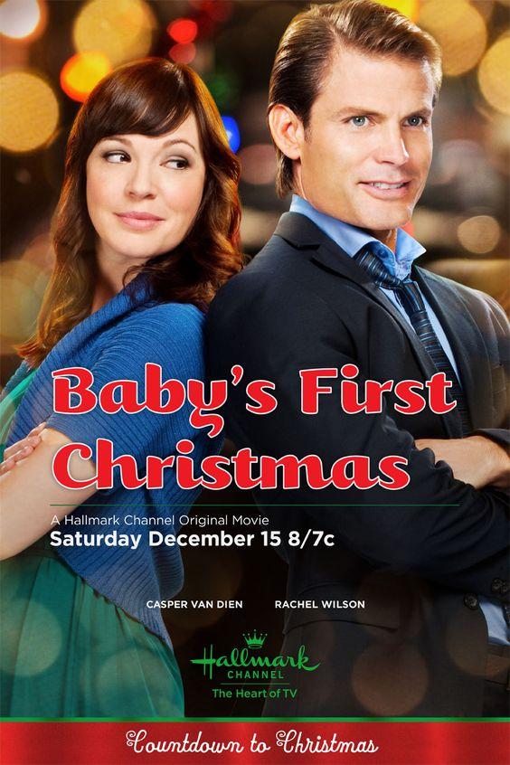 affiche du film Le bébé de Noël (TV)