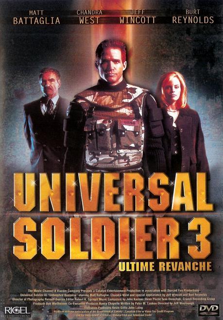 affiche du film Universal Soldier 3 : Ultime revanche (TV)