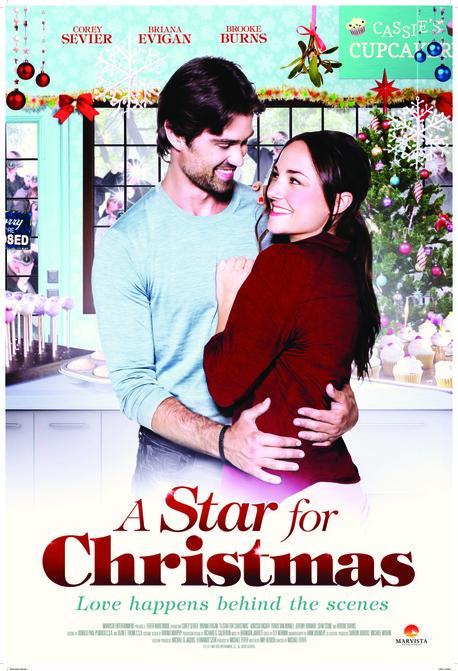 affiche du film Une star pour Noël (TV)