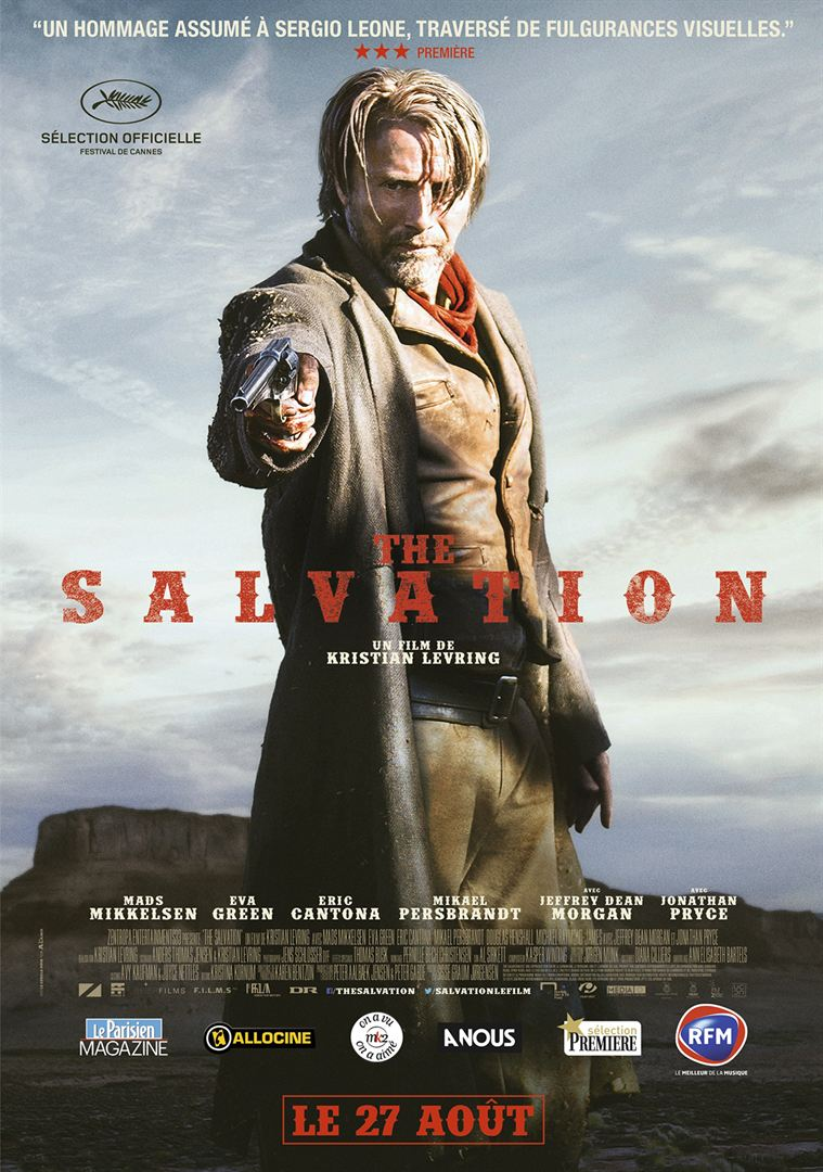 affiche du film The Salvation