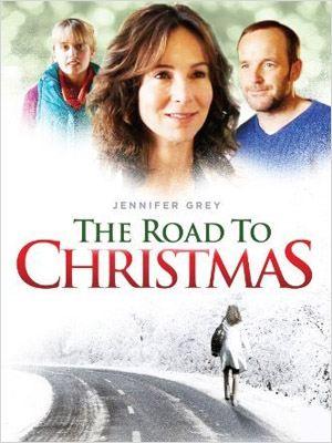 affiche du film Sur la route de Noël (TV)