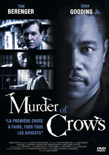 affiche du film Murder of Crows