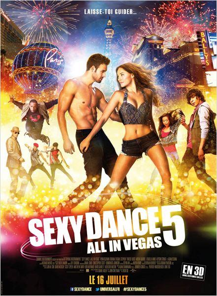 affiche du film Sexy Dance 5/ All In Vegas