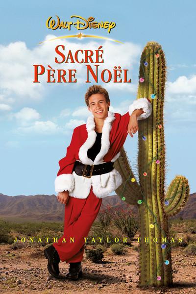 affiche du film Sacré Père Noël