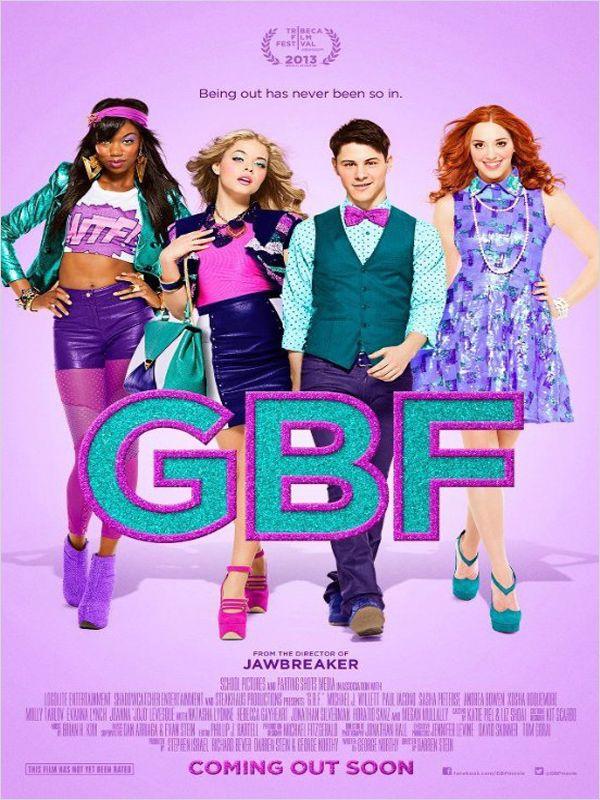 affiche du film G.B.F.