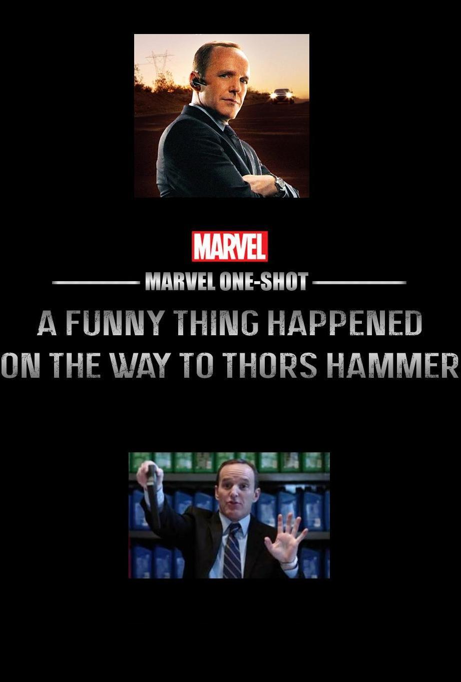 affiche du film A Funny Thing Happened on the Way to Thor's Hammer