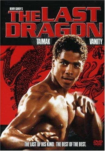 affiche du film Le Dernier Dragon