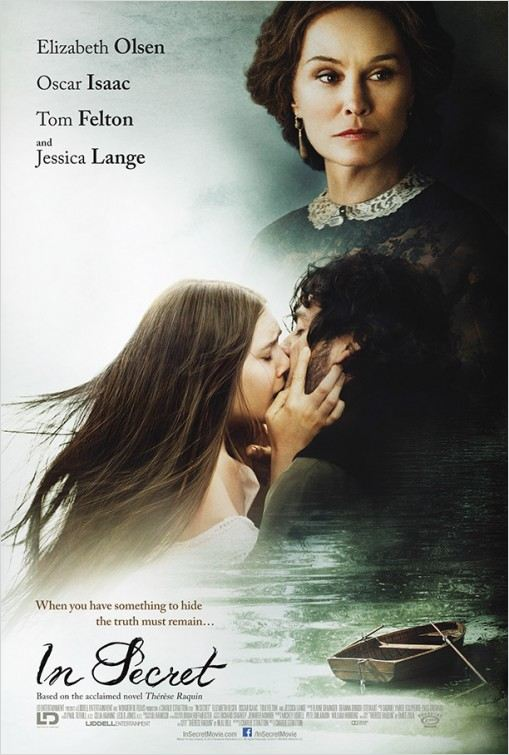 affiche du film En Secret (2014)