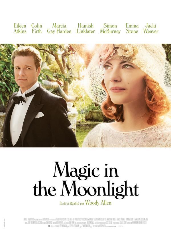 affiche du film Magic in the Moonlight