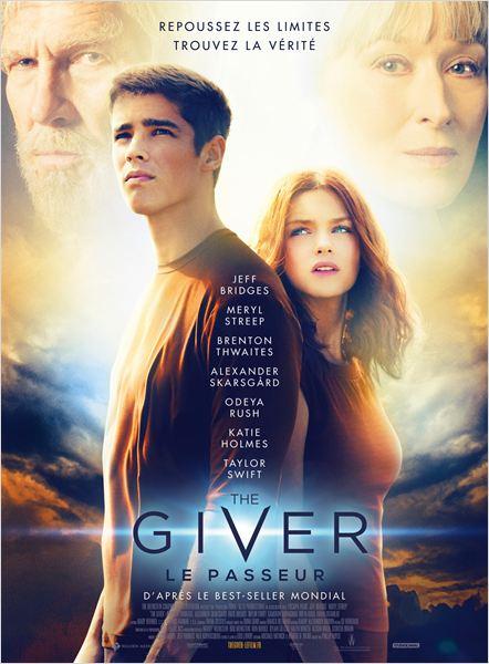 affiche du film The Giver : Le Passeur