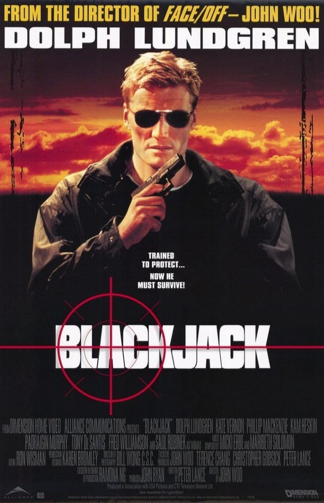 affiche du film Blackjack (TV)