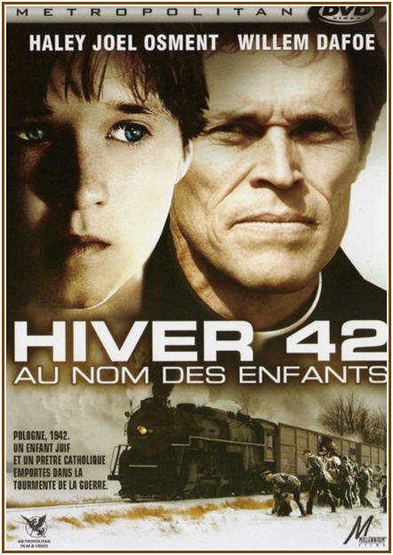 affiche du film Hiver 42: Au nom des enfants