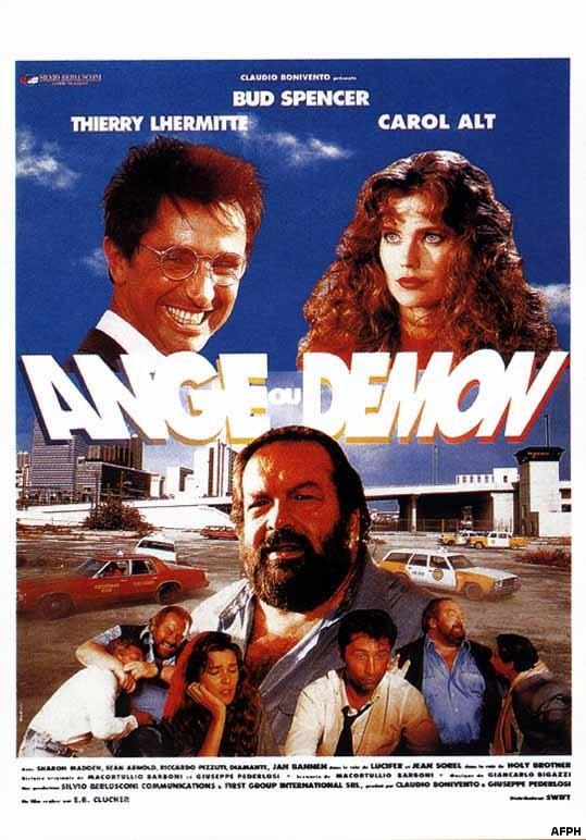 affiche du film Ange ou démon