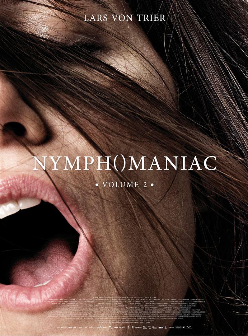 affiche du film Nymphomaniac: Volume 2