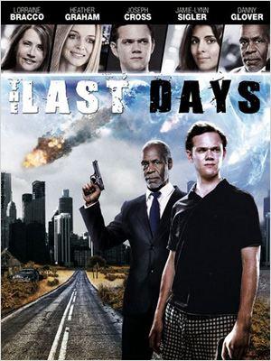 affiche du film The Last Days