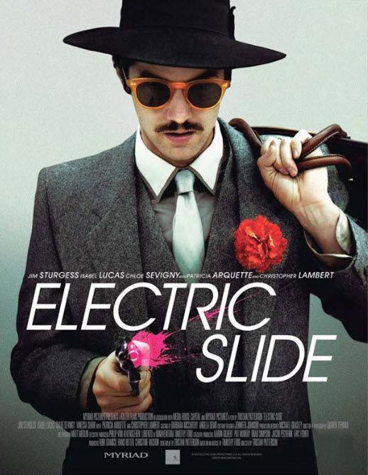 affiche du film The Electric Slide