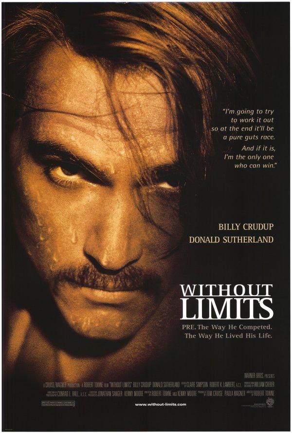 affiche du film Without Limits