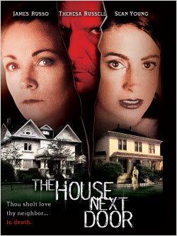 affiche du film La maison d'à-côté