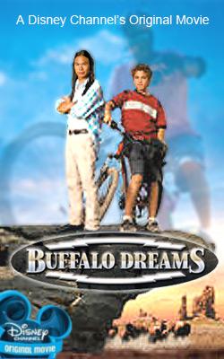 affiche du film La terre sacrée des bisons (TV)