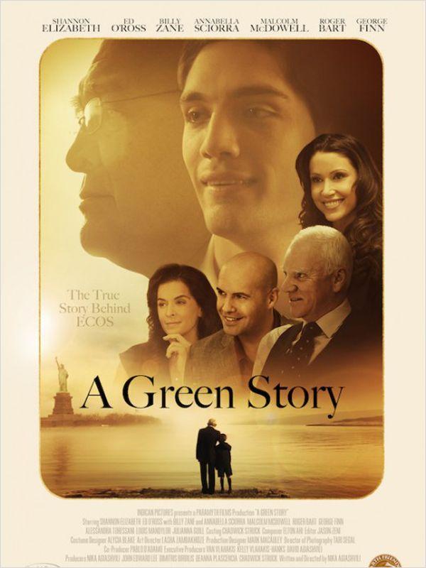affiche du film A Green Story