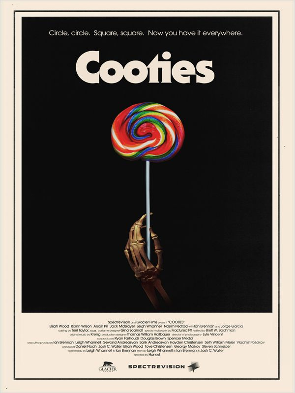 affiche du film Cooties