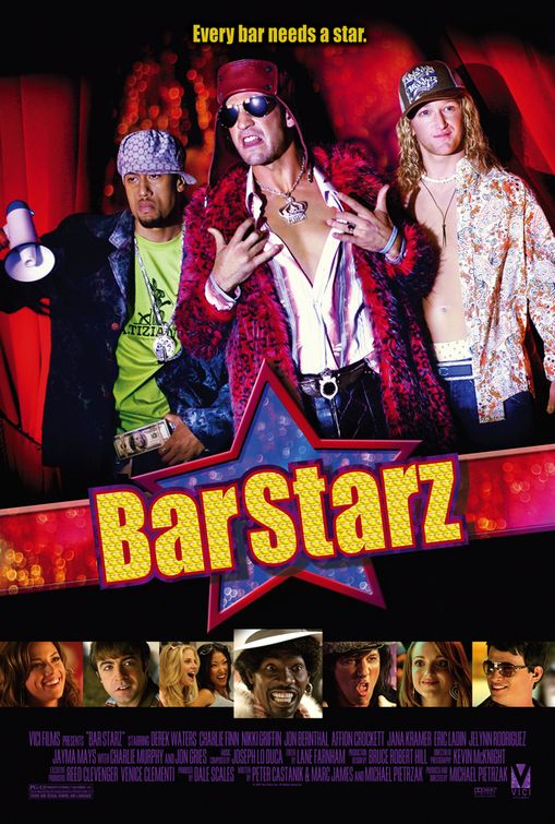 affiche du film Bar Starz