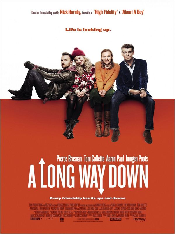 affiche du film Up & Down