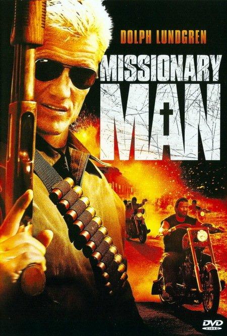 affiche du film Missionary Man