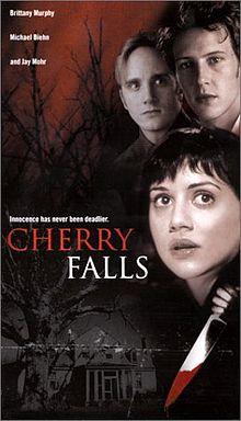 affiche du film Cherry Falls