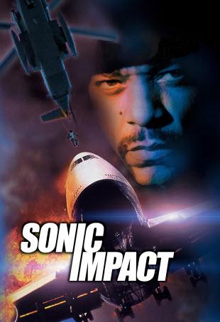 affiche du film Sonic Impact