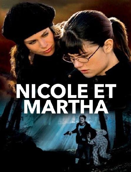 affiche du film Nicole et Martha (TV)