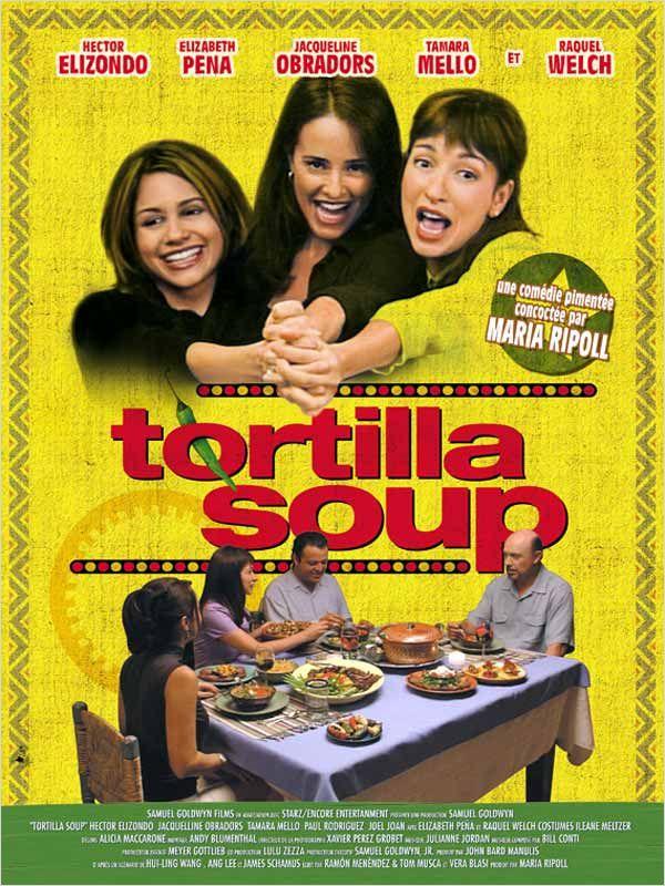 affiche du film Tortilla Soup