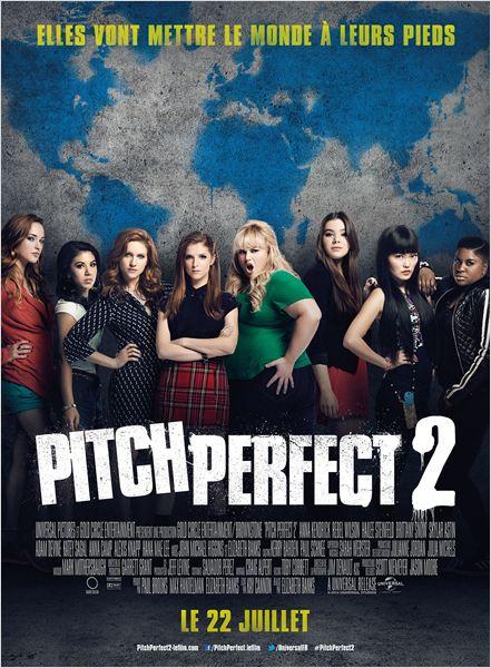 affiche du film Pitch Perfect 2