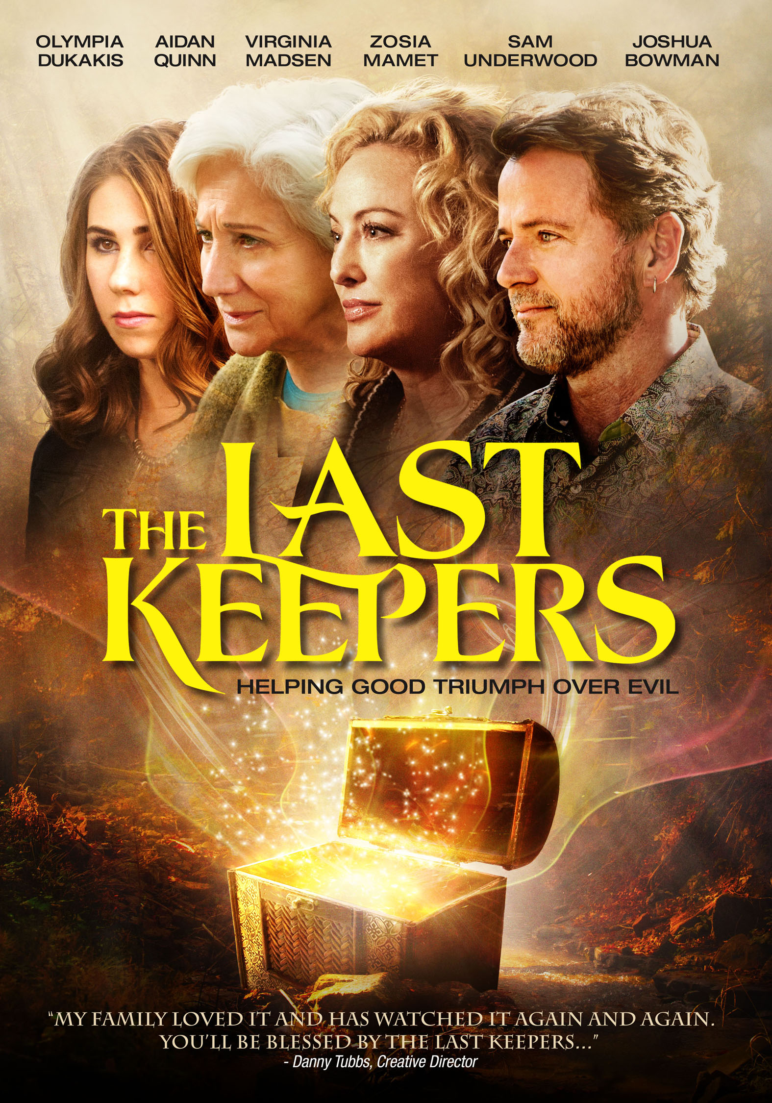 affiche du film The Last Keepers