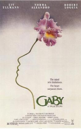 affiche du film Gaby