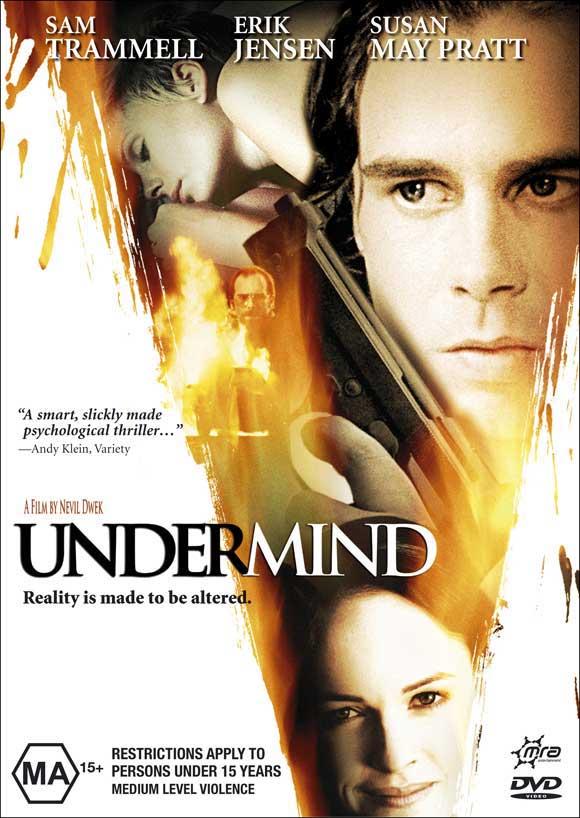 affiche du film Undermind