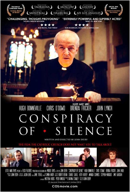 affiche du film Conspiration du Silence