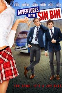 affiche du film Adventures in the Sin Bin