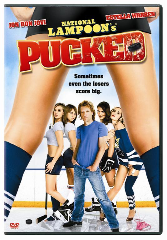 affiche du film Pucked
