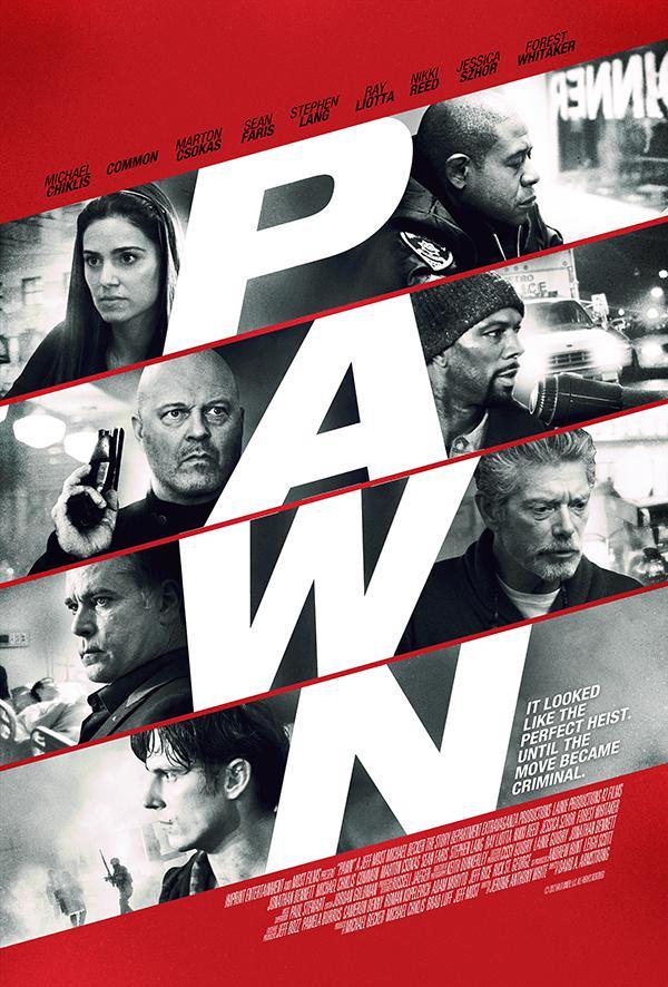 affiche du film Pawn