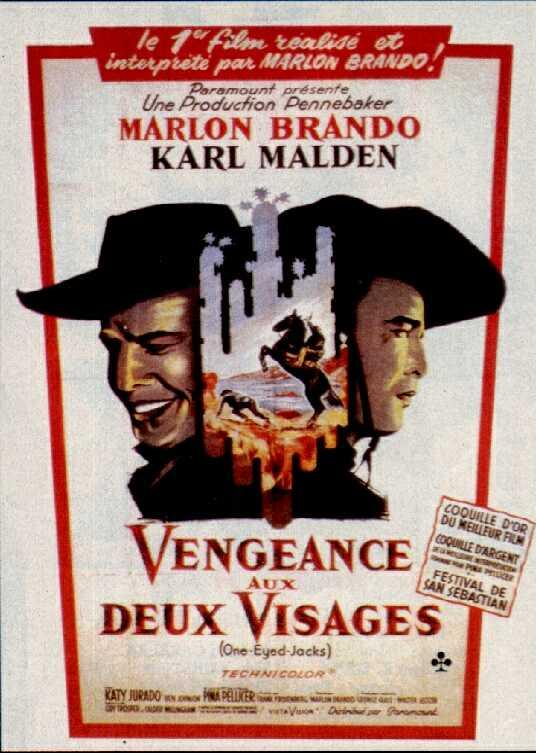 affiche du film La Vengeance aux deux visages